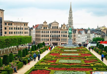 bruselas cosmopolita
