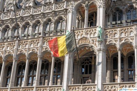 infraetructuras de belgica
